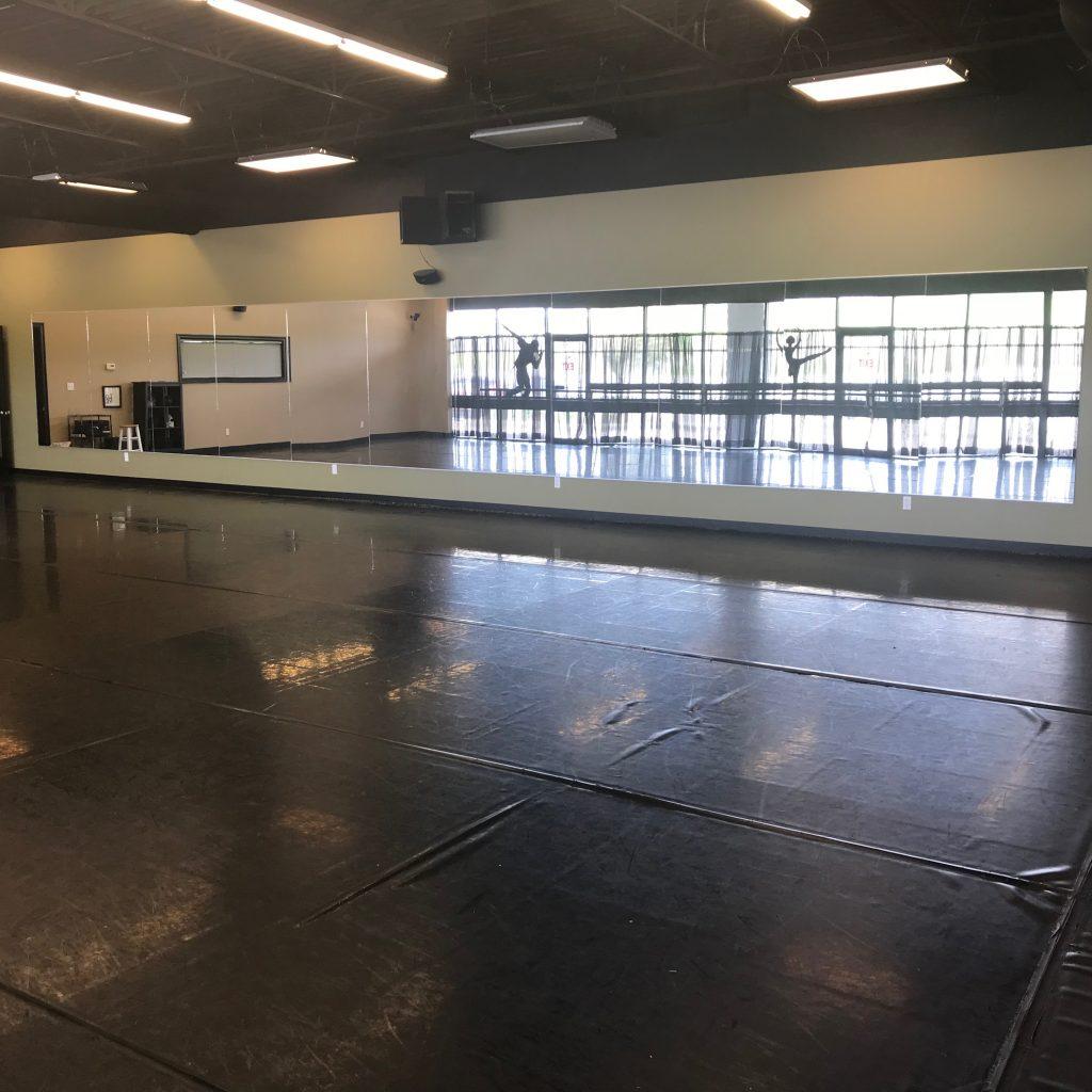 Studio Rooms For Rent: DPU Dance Studio